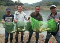 只钓不为鱼,哥几个就是图高兴